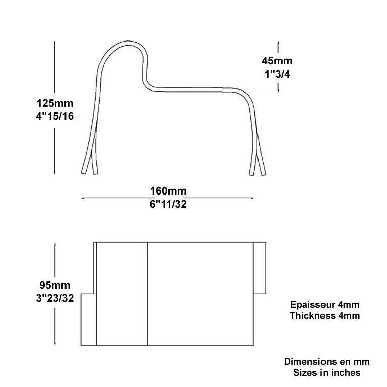 sabot de portail a sceller sabot de portail sceller. Black Bedroom Furniture Sets. Home Design Ideas