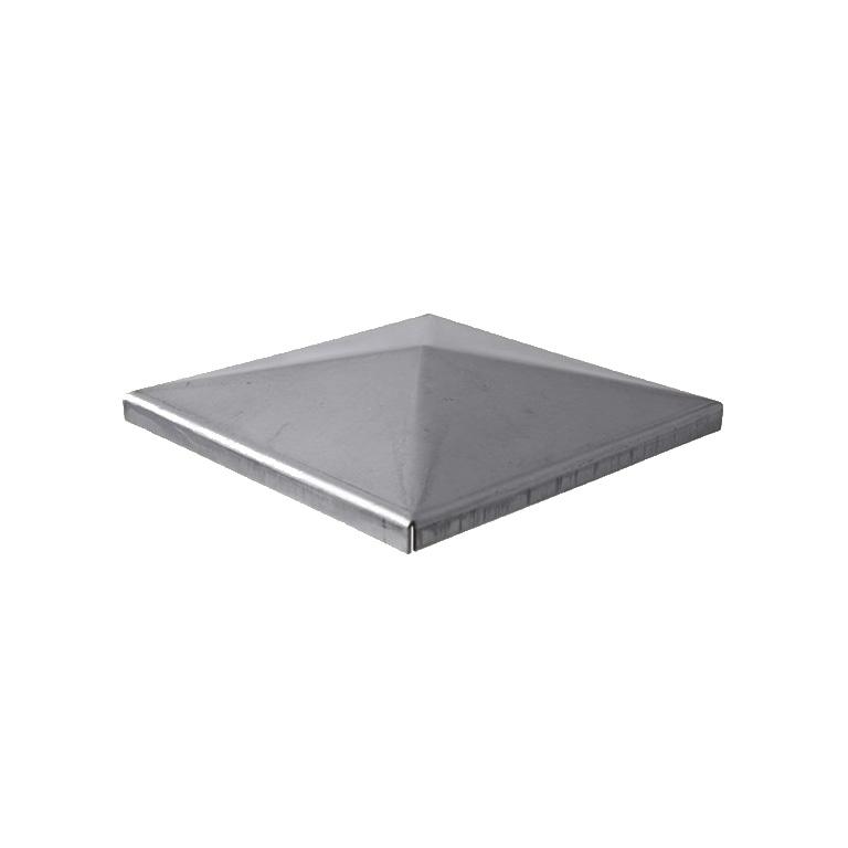 couvre pilastre acier 30x30mm fn3576 tube carr couvre pilas. Black Bedroom Furniture Sets. Home Design Ideas