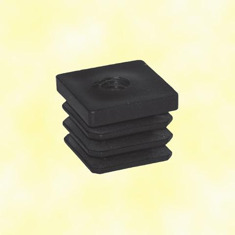Bouchon perc bouchon nylon 35x35 m10 for Portail en plastique