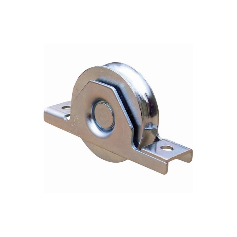 roulette acier encastrer u 80mm fn3639 a encastrer roulet. Black Bedroom Furniture Sets. Home Design Ideas