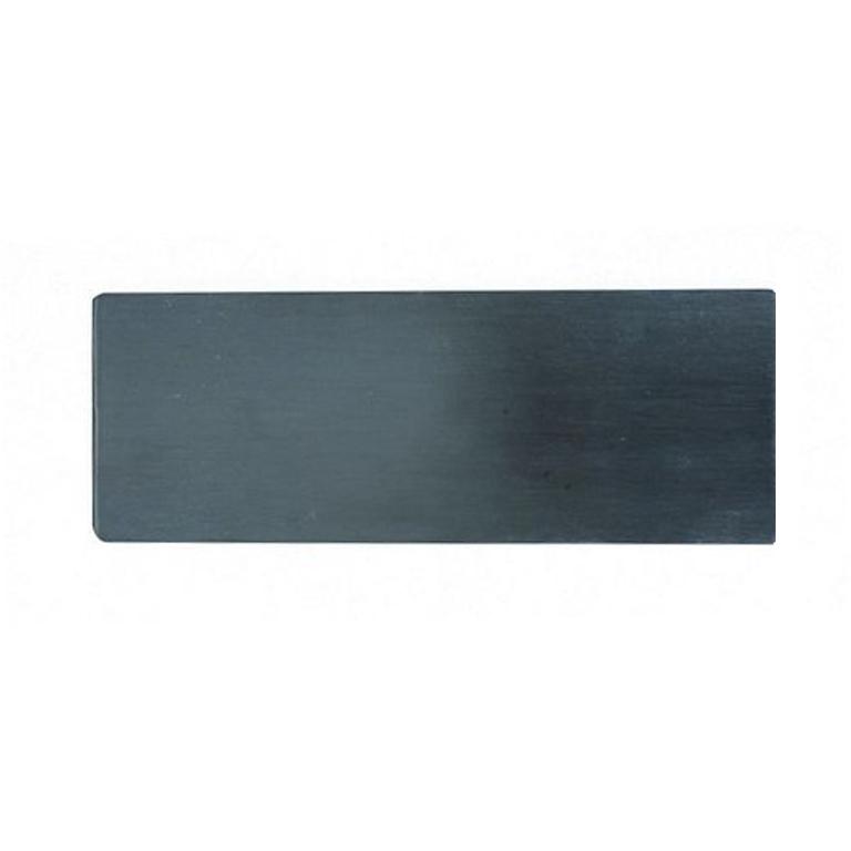Plaque de finition lat rale en inox 316 pour habillage - Plaque de finition ...