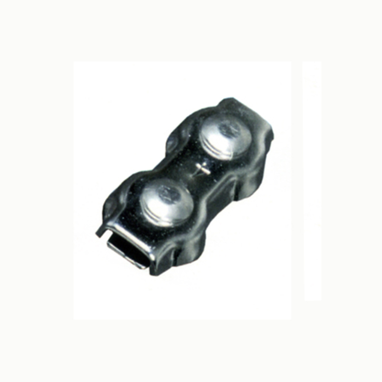 Bloque c ble inox pour c ble diametre 6mm inox aisi 316 - Cable acier 6mm ...