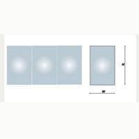 verre d coup sur mesure verre standard carr ou rectangle. Black Bedroom Furniture Sets. Home Design Ideas