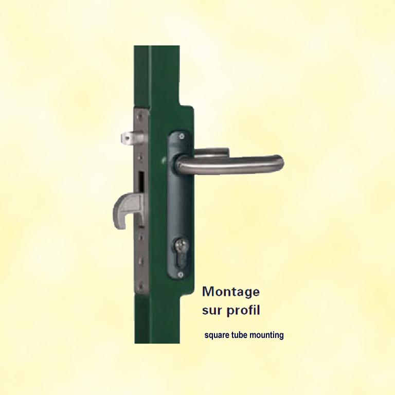 Locks Locinox For Gates Mortise Locks Hybrid For Gates