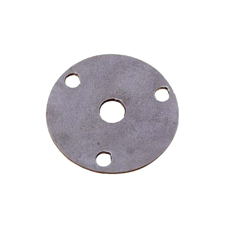 Plaque de fixation plaque acier plaque fixation 100mm - Plaque acier 5mm ...
