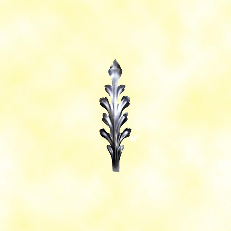 Feuille d 39 acanthe acier 253 fp3751 feuillage mince feuillage - Feuille d acanthe ...