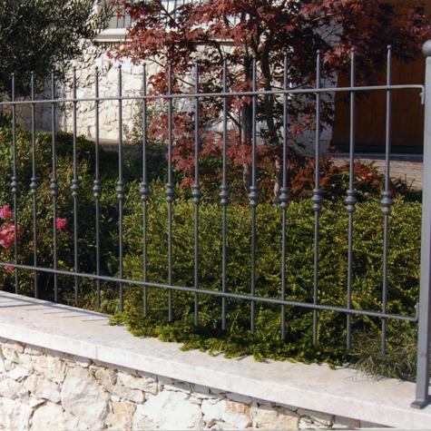 cl ture monaco grille hauteur 1m grille de cloture monaco. Black Bedroom Furniture Sets. Home Design Ideas