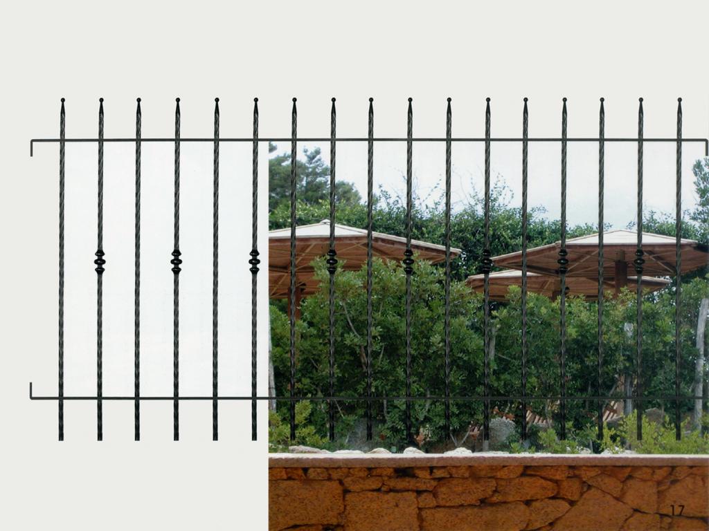 cl ture bologna grille hauteur 1m et 1 2m grille de cloture bologna 10. Black Bedroom Furniture Sets. Home Design Ideas