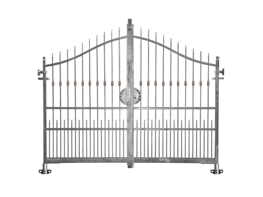 Portail apollo ouverture manuelle portail apollo 3m 12x12 for Portail 3m