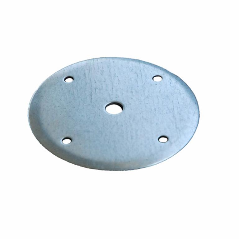 Pergola mistral pi ces d tach es platine de fixation de pergola - Platine de fixation ...